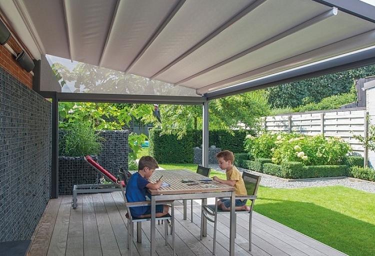 Couvertures de terrasse